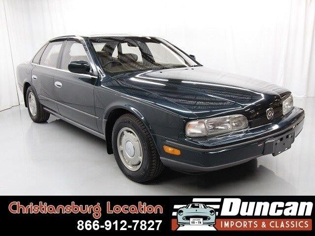 1990 Infiniti Q45 (CC-1390952) for sale in Christiansburg, Virginia