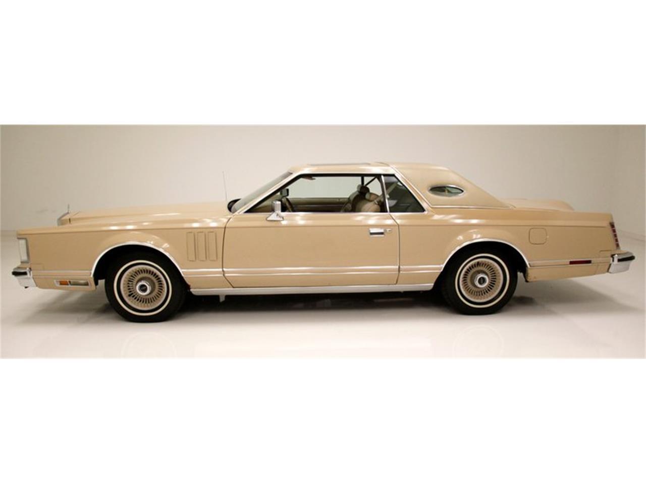 1978 Lincoln Continental (CC-1390956) for sale in Morgantown, Pennsylvania