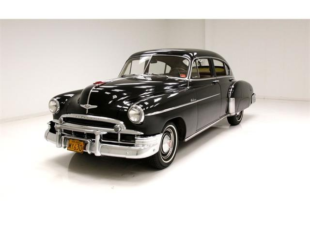 1949 Chevrolet Fleetline (CC-1390959) for sale in Morgantown, Pennsylvania