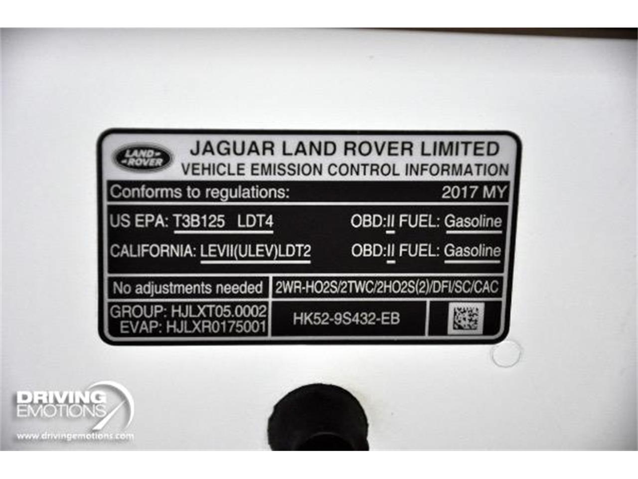2017 Land Rover Range Rover (CC-1390096) for sale in West Palm Beach, Florida