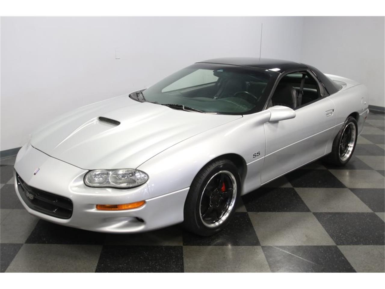 2002 Chevrolet Camaro (CC-1390971) for sale in Concord, North Carolina