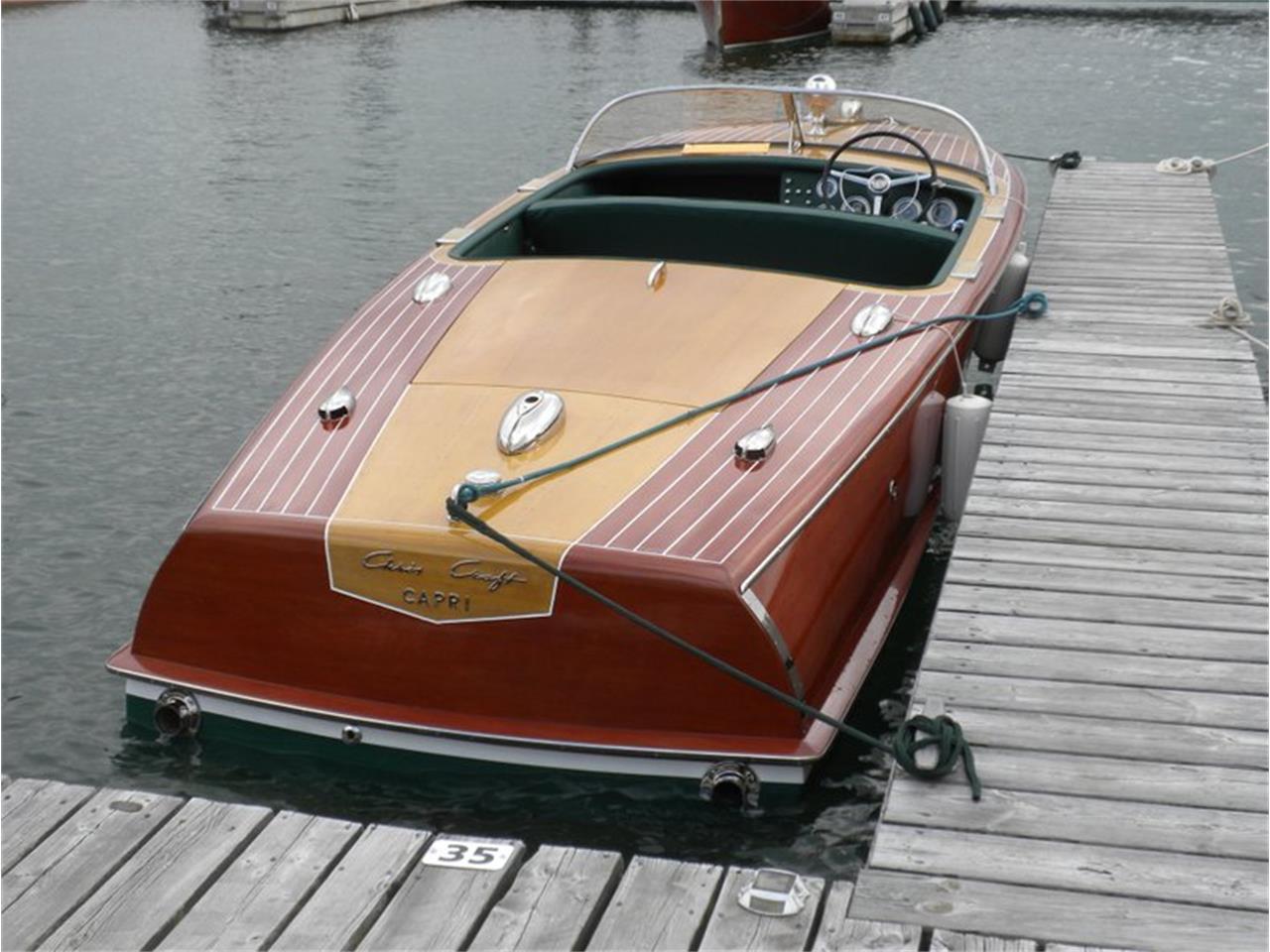 1955 Chris-Craft Capri (CC-1390098) for sale in Saratoga Springs, New York