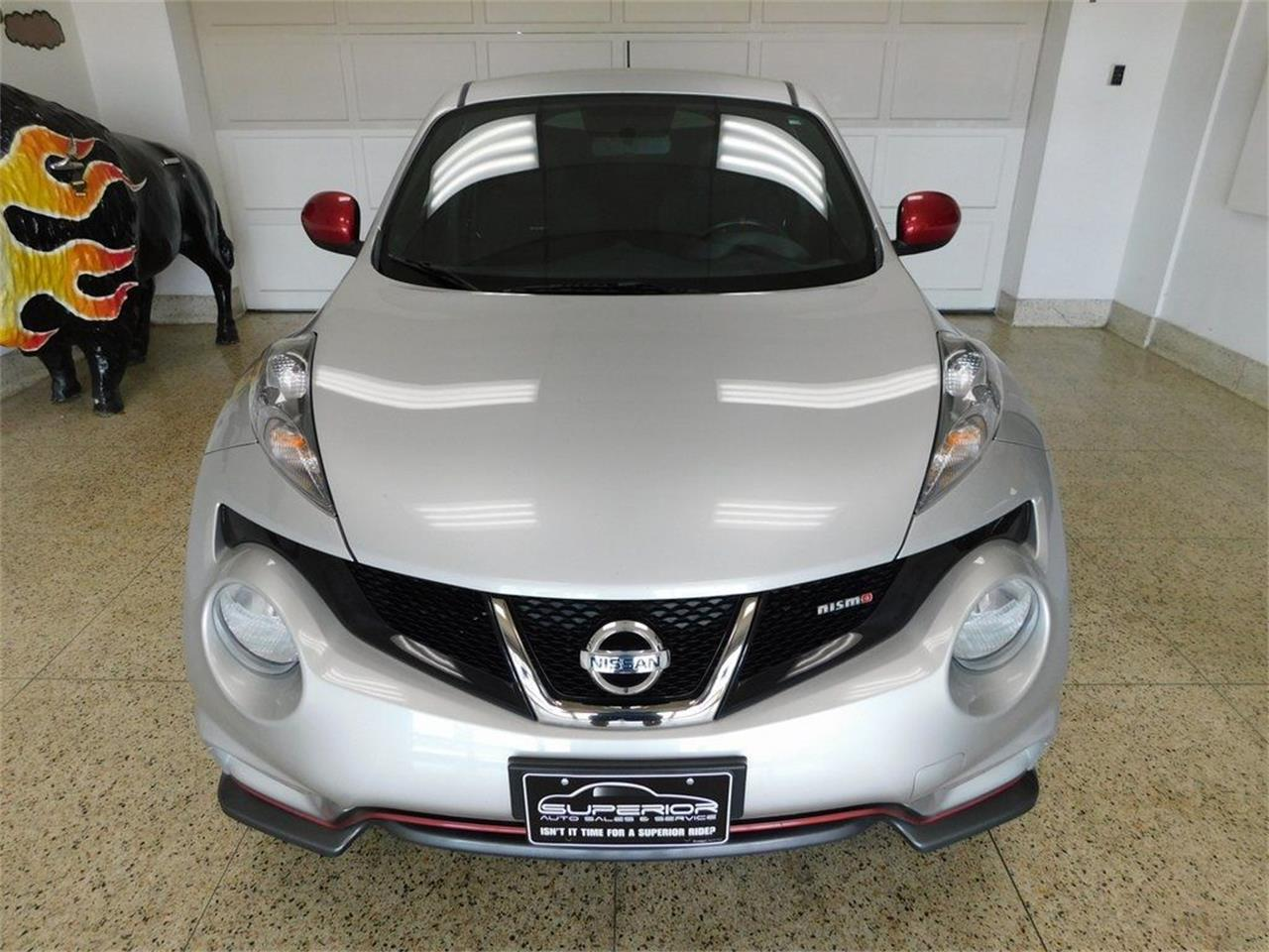 2014 Nissan Juke (CC-1390981) for sale in Hamburg, New York