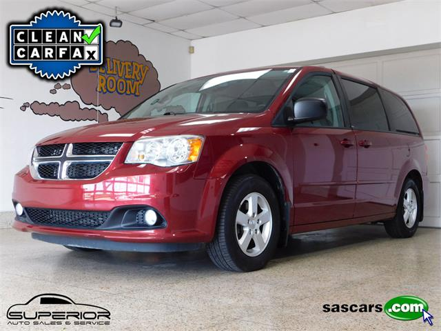 2011 Dodge Grand Caravan (CC-1390987) for sale in Hamburg, New York