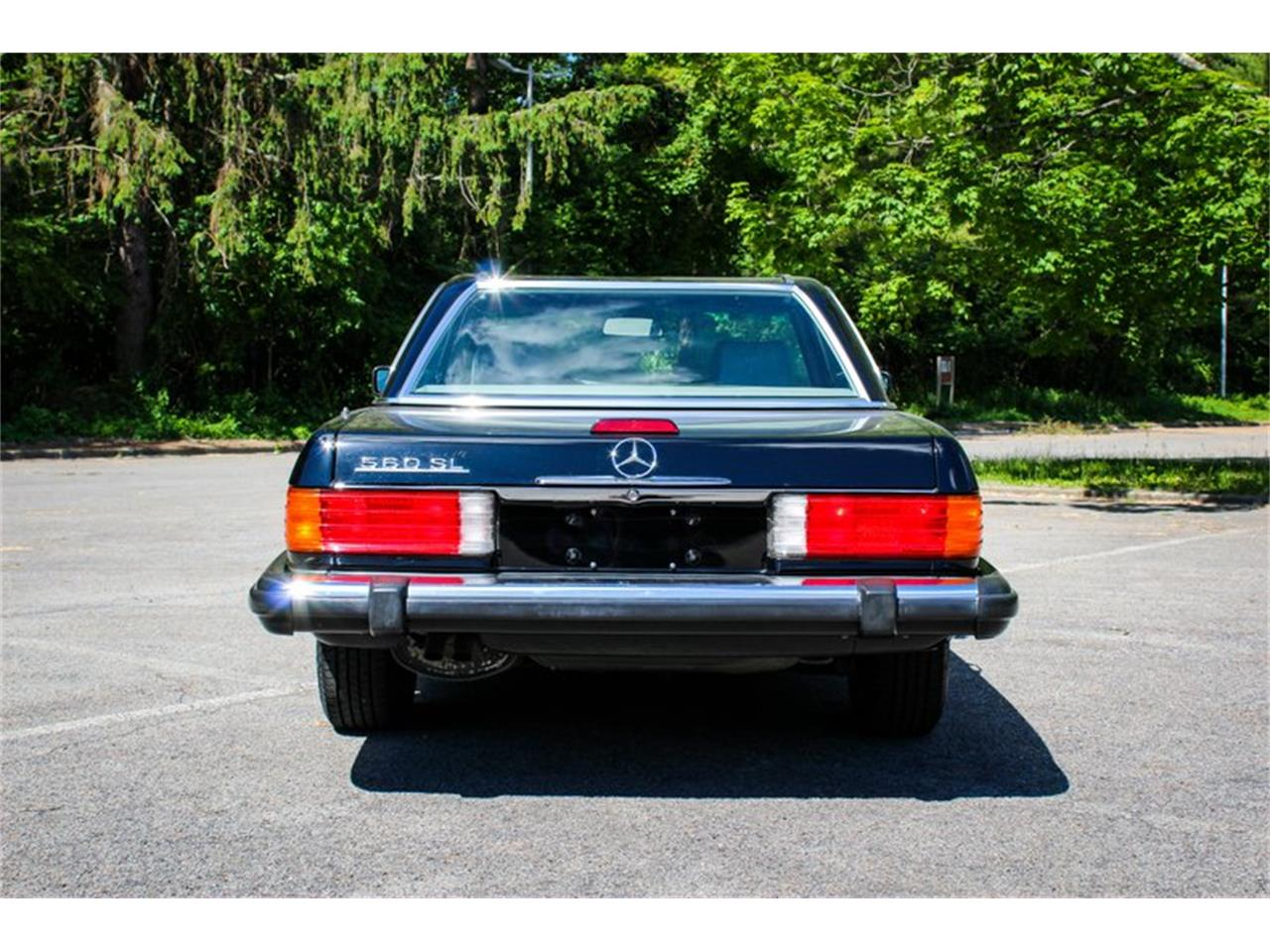 1989 Mercedes-Benz 560SL (CC-1390099) for sale in Saratoga Springs, New York