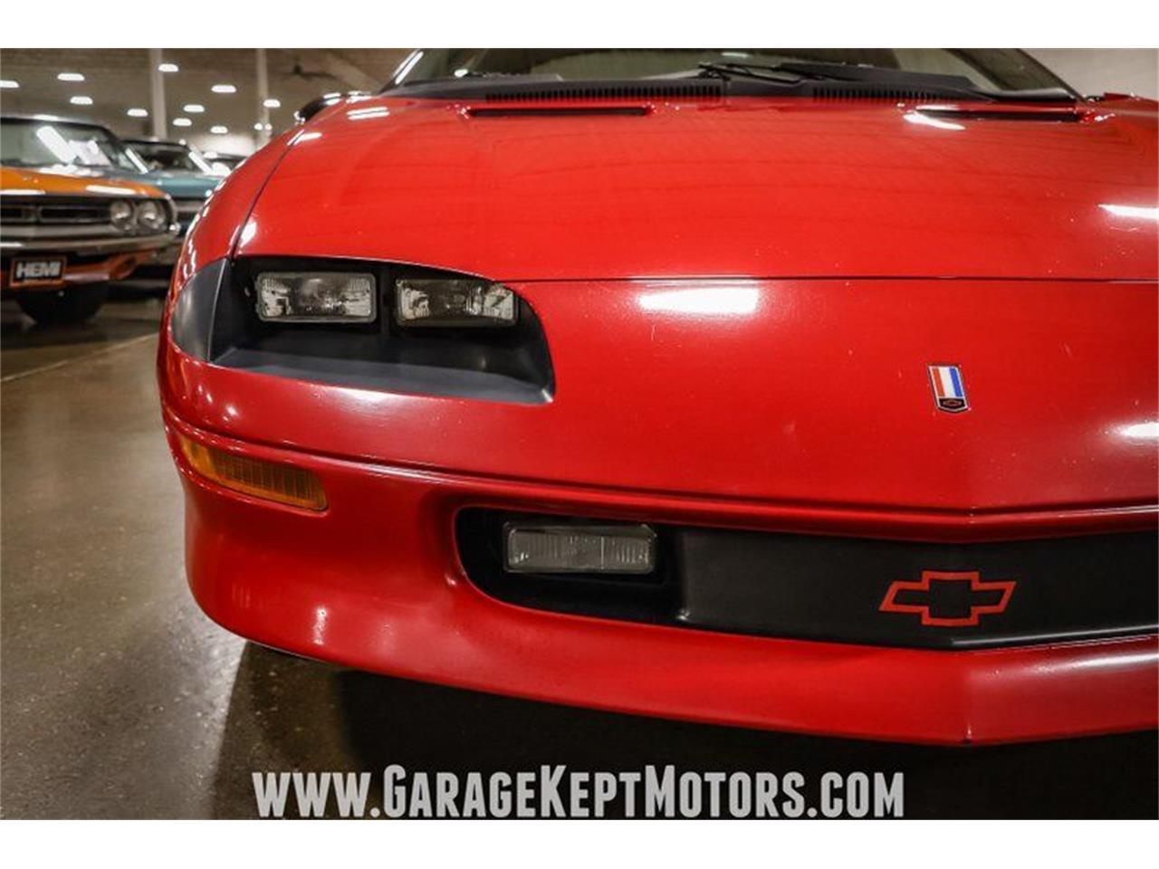 1995 Chevrolet Camaro (CC-1390995) for sale in Grand Rapids, Michigan
