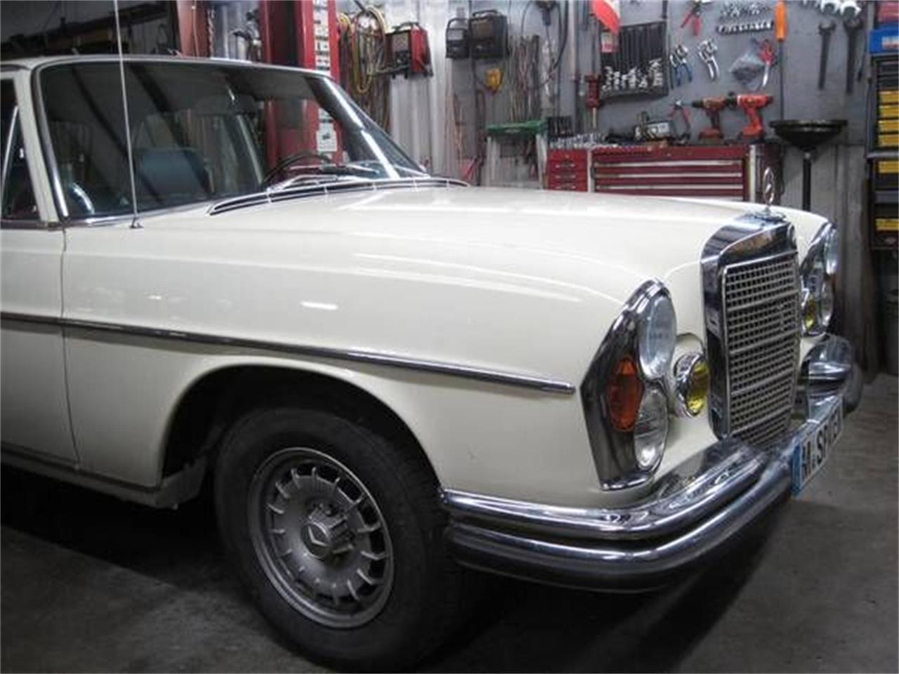 1967 Mercedes-Benz 250S (CC-1390997) for sale in Cadillac, Michigan