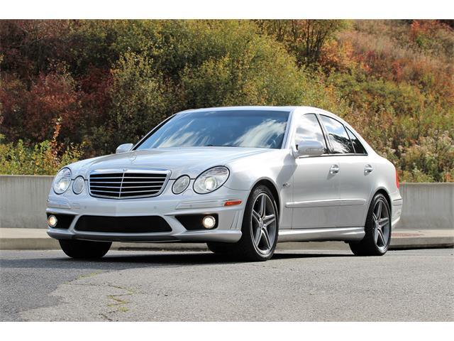 2007 Mercedes-Benz E63 (CC-1409250) for sale in SPOKANE, Washington