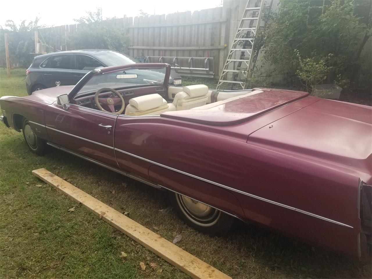 1974 Cadillac Eldorado (CC-1409377) for sale in Gadsden, Alabama