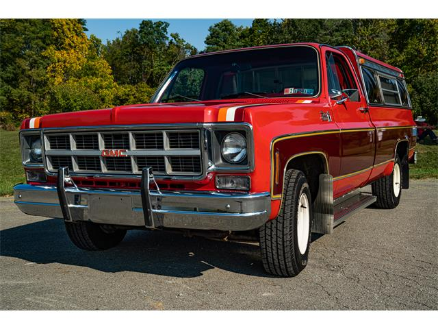 1977 GMC 1500 (CC-1409388) for sale in McMurray, Pennsylvania