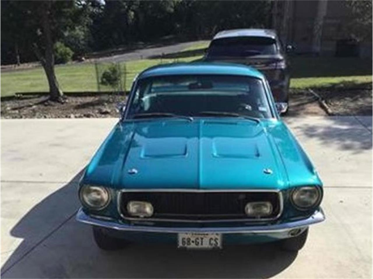1968 Ford Mustang (CC-1409392) for sale in New braunfels, Texas