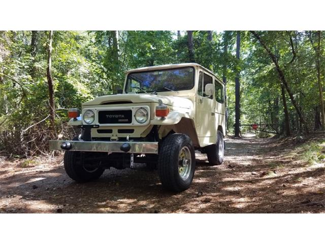 1979 Toyota Land Cruiser BJ40 (CC-1409394) for sale in Atlanta, Georgia