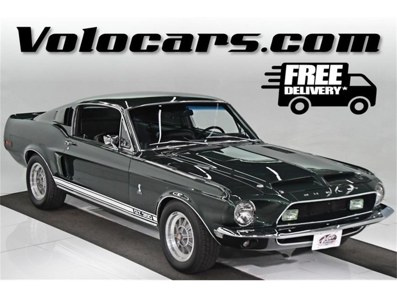 1968 Ford Mustang (CC-1409410) for sale in Volo, Illinois