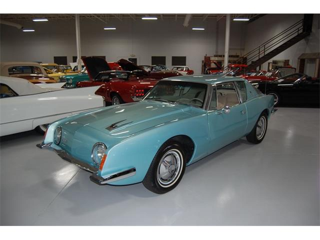 1963 Studebaker Avanti (CC-1409416) for sale in Rogers, Minnesota