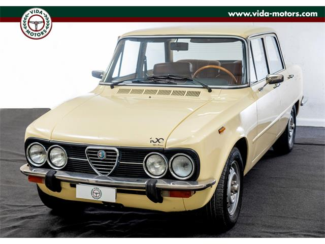 1977 Alfa Romeo Giulietta Spider (CC-1409419) for sale in Aversa, italia