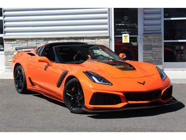 2019 Chevrolet Corvette (CC-1409424) for sale in Clifton Park, New York