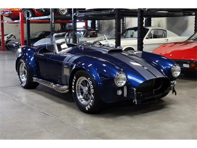 2017 Superformance Cobra (CC-1409433) for sale in San Carlos, California