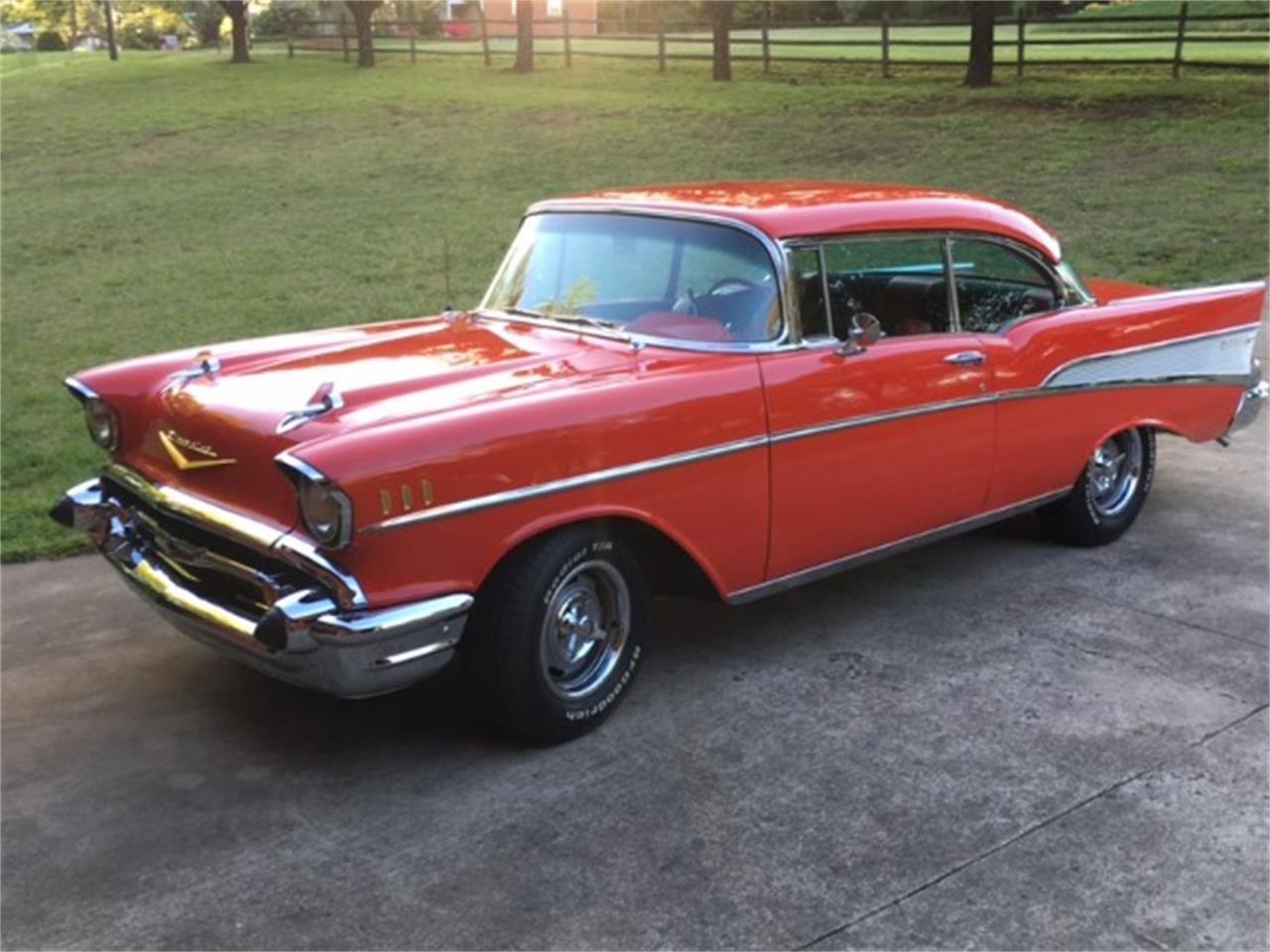 1957 Chevrolet Bel Air (CC-1409448) for sale in Cornelius, North Carolina