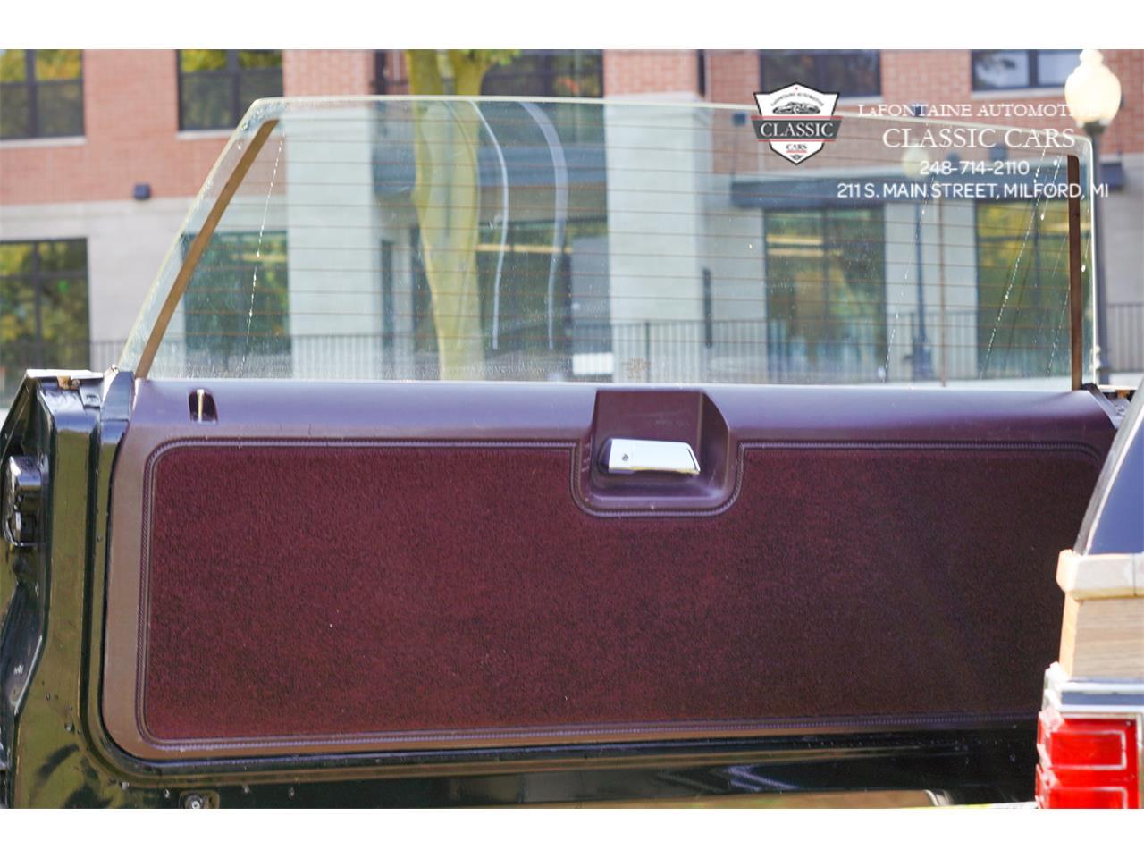 1986 Pontiac Parisienne (CC-1409457) for sale in Milford, Michigan