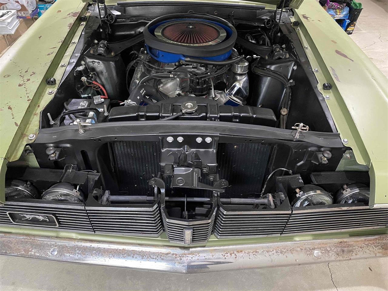 1969 Mercury Cougar XR7 (CC-1409474) for sale in Greenfield, Indiana