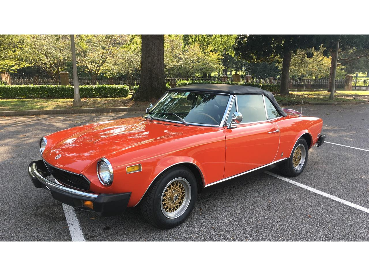 1976 Fiat 124 (CC-1409476) for sale in MEMPHIS, Tennessee