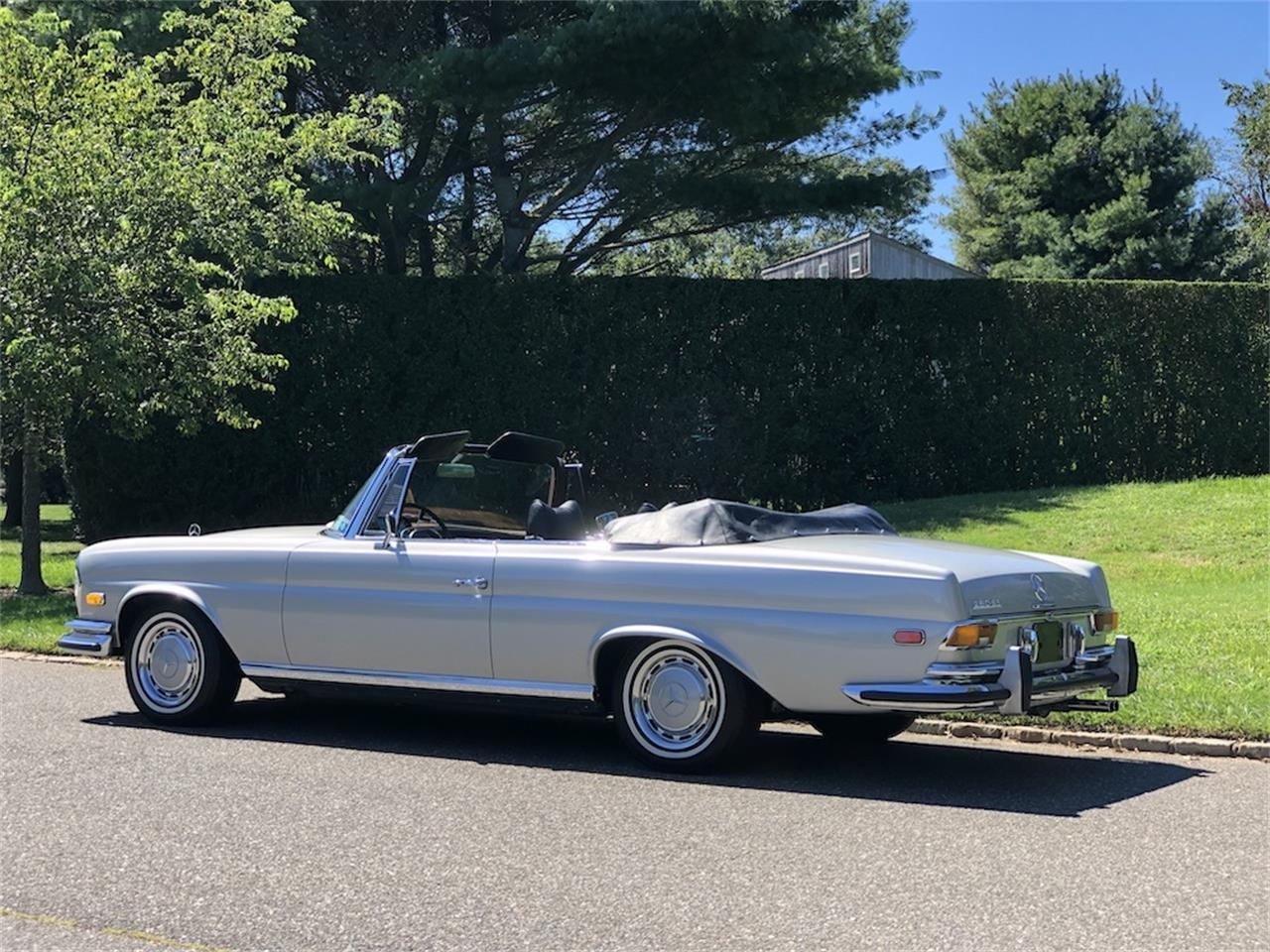 1970 Mercedes-Benz 280SE (CC-1409477) for sale in SOUTHAMPTON, New York