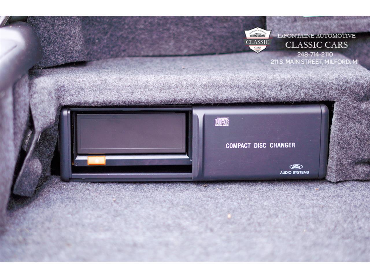 1998 Lincoln Mark VIII (CC-1409480) for sale in Milford, Michigan
