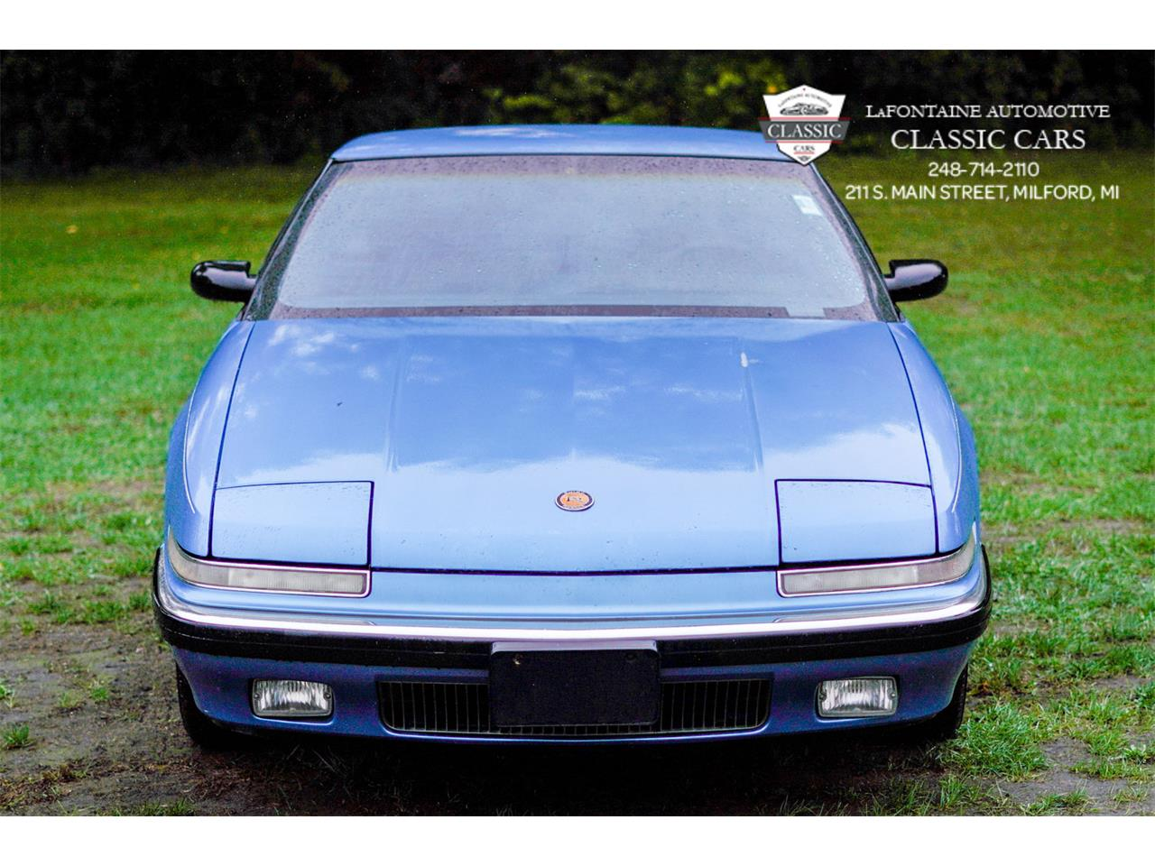 1990 Buick Reatta (CC-1409482) for sale in Milford, Michigan