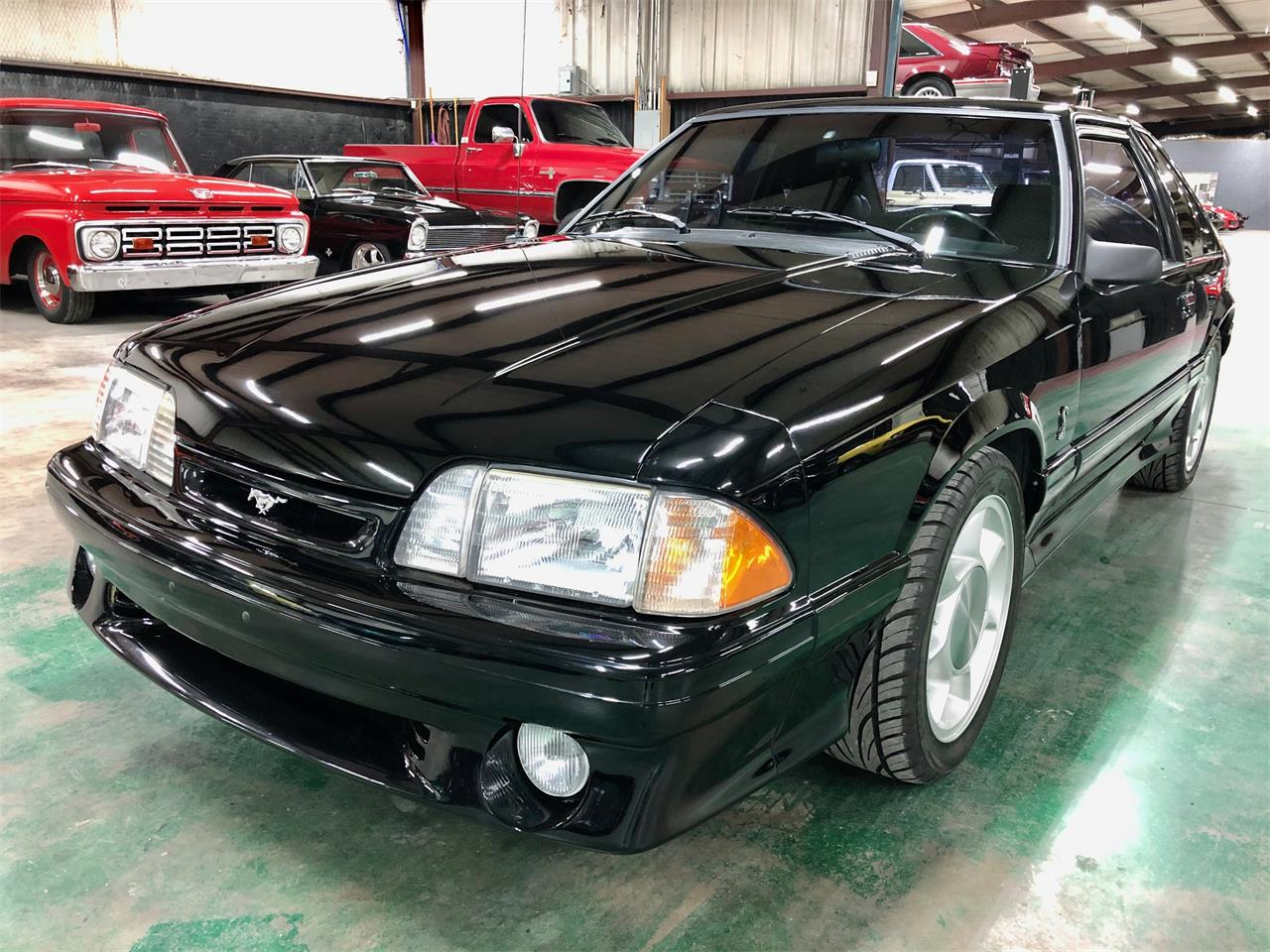 1993 Ford Mustang (CC-1409487) for sale in Sherman, Texas