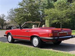 1989 Mercedes-Benz 560SL (CC-1409488) for sale in Southampton, New York