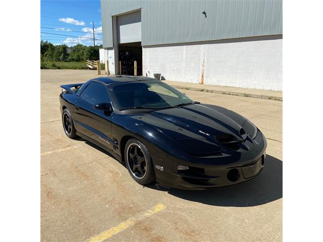 2000 Pontiac Firebird Trans Am WS6 (CC-1409490) for sale in Macomb, Michigan