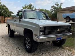 1985 Chevrolet Silverado (CC-1409495) for sale in Keller, Texas