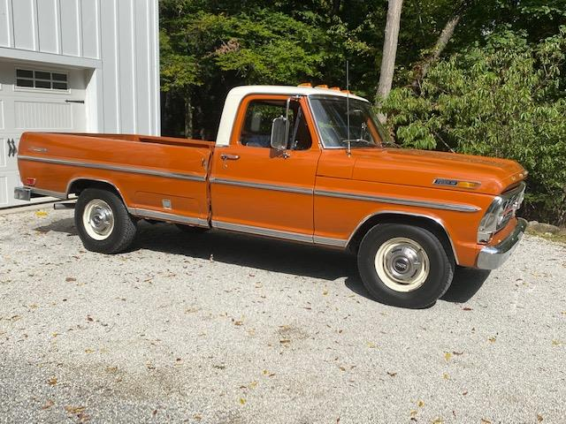 1969 Ford F250 (CC-1409497) for sale in Hudson, Ohio