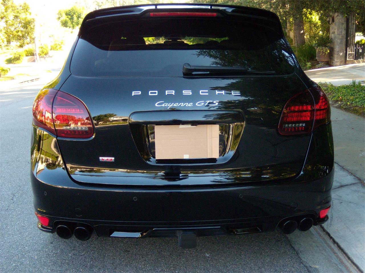 2014 Porsche Cayenne (CC-1409505) for sale in LAGUNA NIGUEL, California