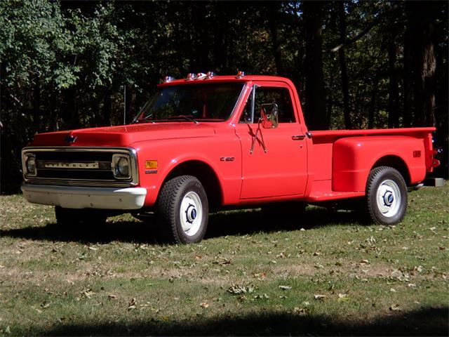 1969 Chevrolet C20 (CC-1409506) for sale in Middlefield, Connecticut