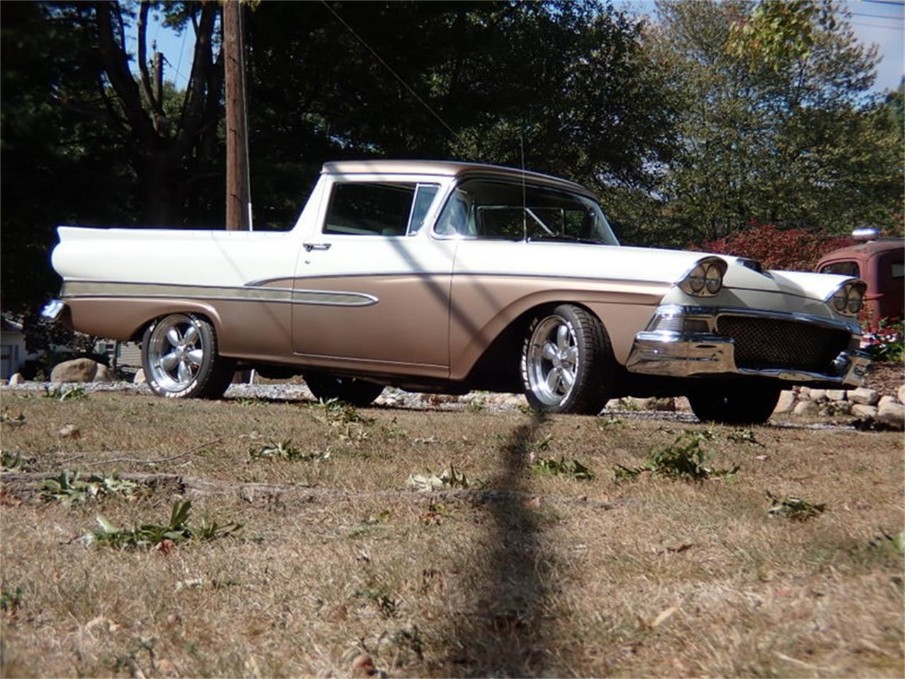 1958 Ford Ranchero (CC-1409508) for sale in Middletown, Connecticut