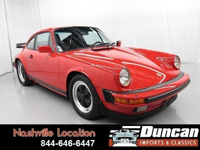 1985 Porsche 911 (CC-1409511) for sale in Christiansburg, Virginia