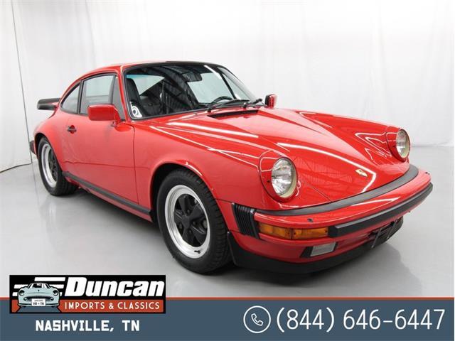 1985 Porsche 911 (CC-1409511) for sale in Christiansburg, Virginia