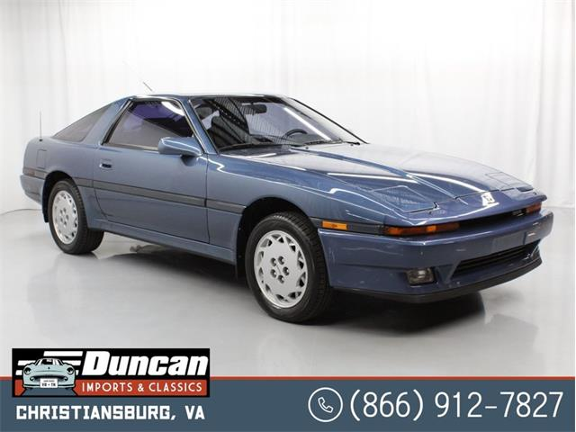 1986 Toyota Supra (CC-1409514) for sale in Christiansburg, Virginia