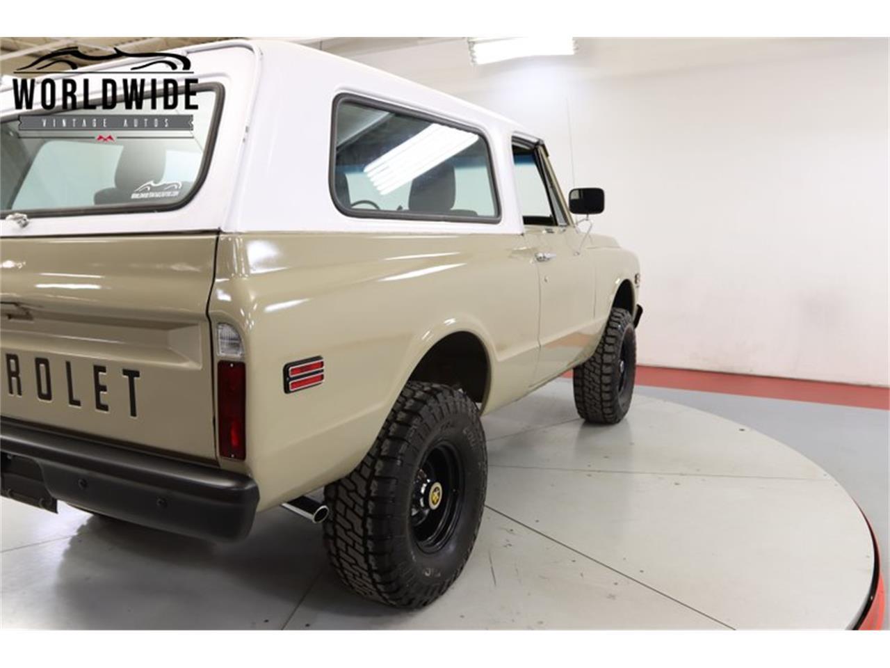 1971 Chevrolet Blazer (CC-1409521) for sale in Denver , Colorado