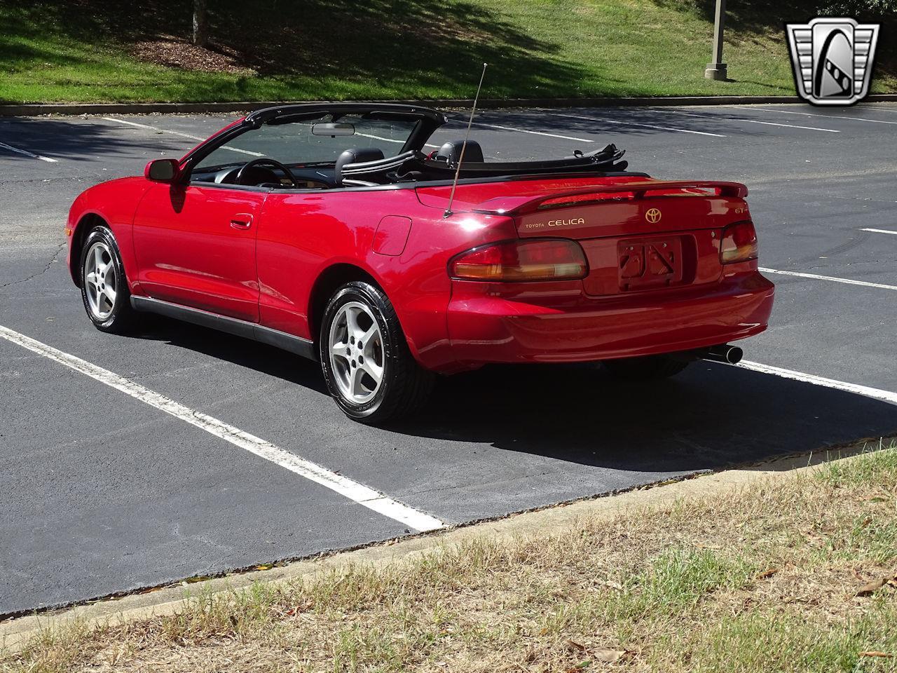 1998 Toyota Celica (CC-1409527) for sale in O'Fallon, Illinois