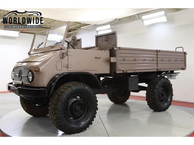 1967 Mercedes-Benz Unimog (CC-1409535) for sale in Denver , Colorado