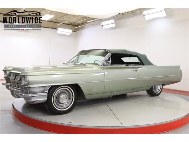 1964 Cadillac Coupe
