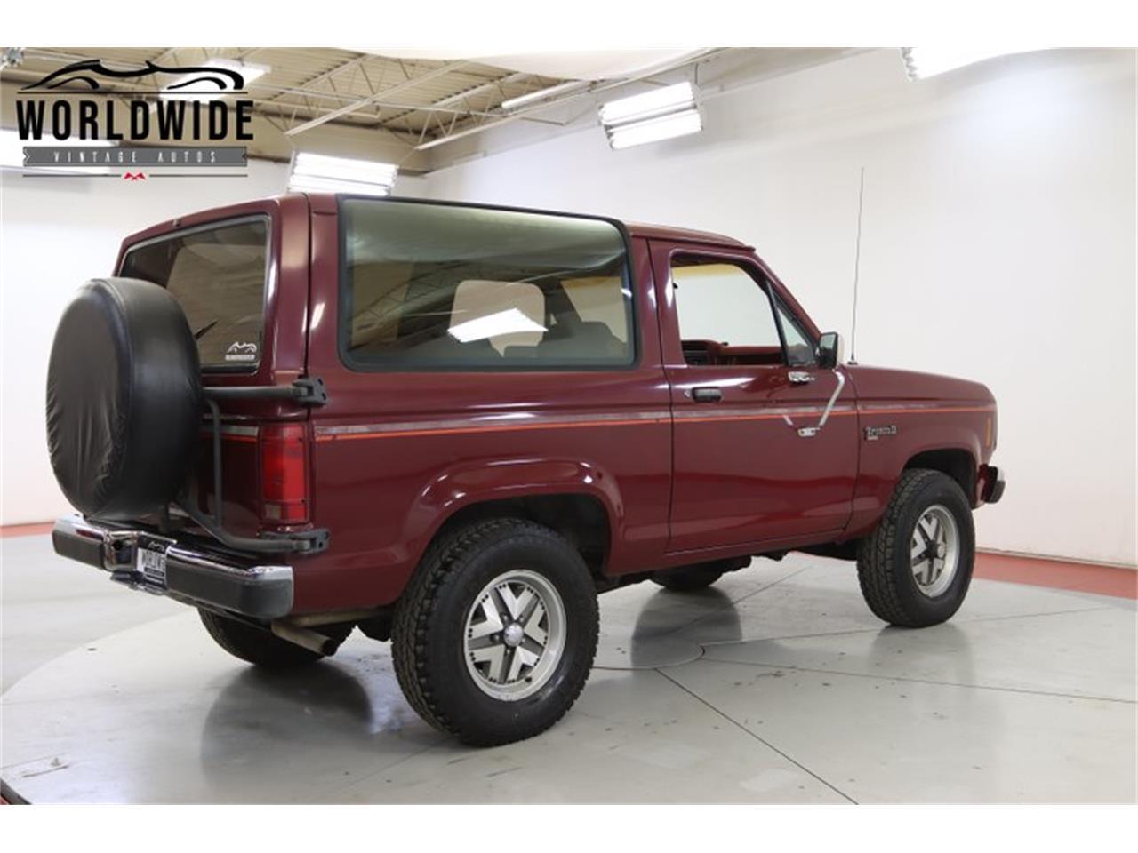 1988 Ford Bronco (CC-1409541) for sale in Denver , Colorado