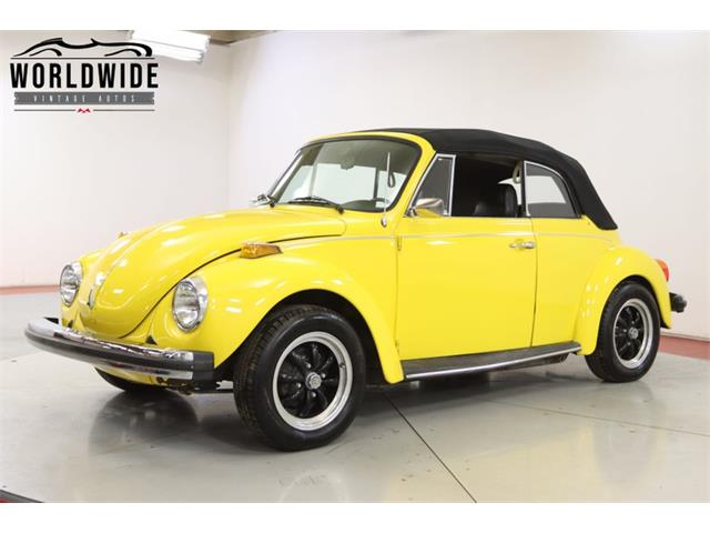 1974 Volkswagen Beetle (CC-1409544) for sale in Denver , Colorado