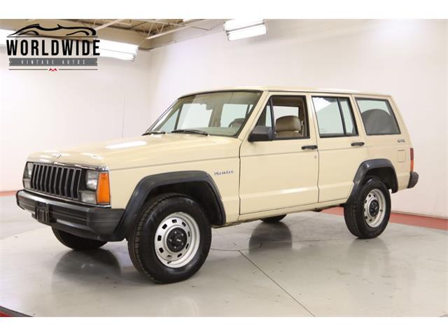 1985 Jeep Cherokee (CC-1409546) for sale in Denver , Colorado
