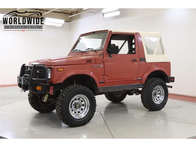 1986 Suzuki Samurai (CC-1409552) for sale in Denver , Colorado