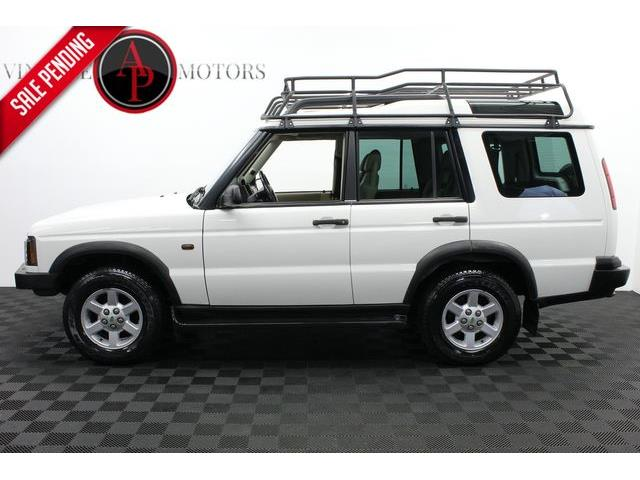 2004 Land Rover Discovery (CC-1409561) for sale in Statesville, North Carolina