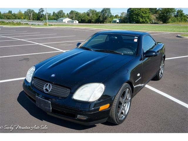 1998 Mercedes-Benz SLK230 (CC-1409567) for sale in Lenoir City, Tennessee