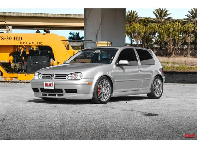 2002 Volkswagen GTI (CC-1409580) for sale in Fort Lauderdale, Florida
